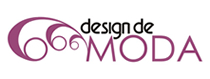 Logomarca do curso de Design de Moda da Ulbra