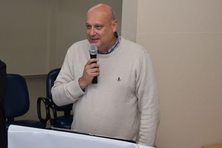 Diretor do Hospital Veterinário, Paulo Aguiar