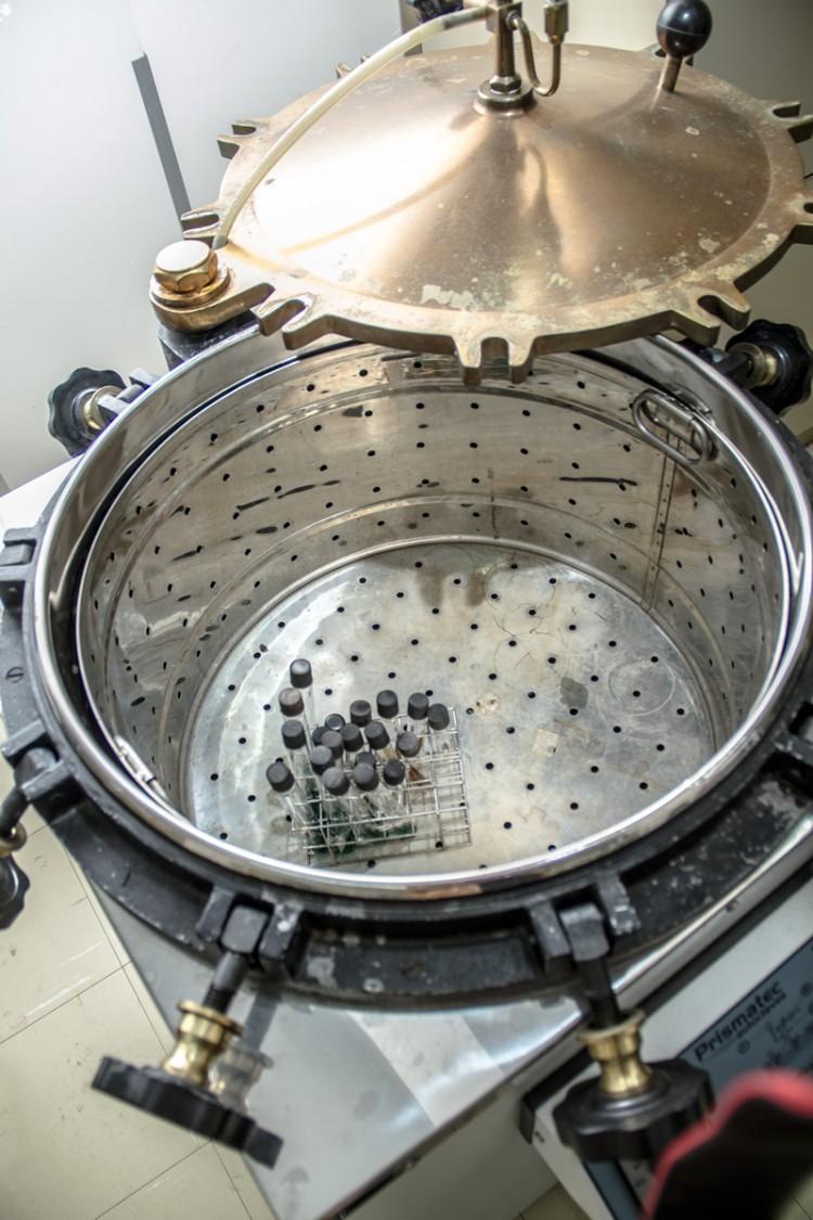 Conclusão sobre laboratorio de quimica