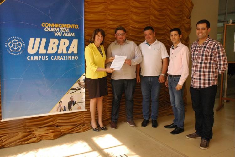 ULBRATECH assina contrato com empresa de projeto inovador de app mobile