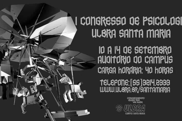 I Congresso de Psicologia