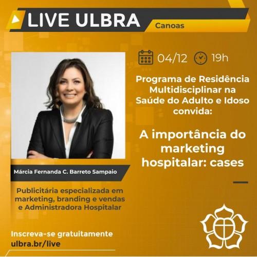 Márcia Fernanda C. Barreto Sampaio: Publicitária especializada em marketing, branding e vendas e Administradora Hospitalar