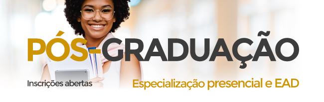 Pós-graduação 2020/1 Presencial e EAD