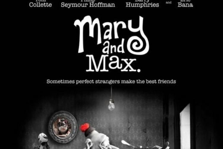 Mary e Max -- Uma Amizade Diferente