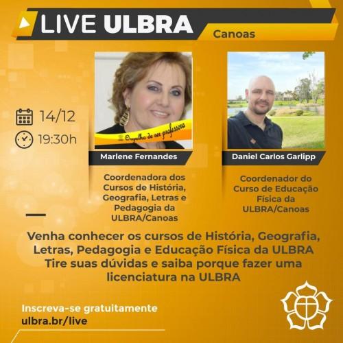 Professores: Marlene Fernandes e Daniel Carlos Garlipp