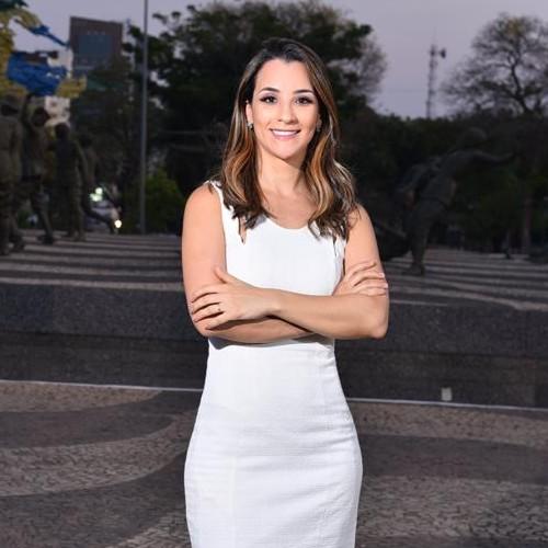 Natália Belo - Prof do curso de Farmácia e Coordenadora da farmácia Oncológica do Hospital Geral de Palmas (HGP)