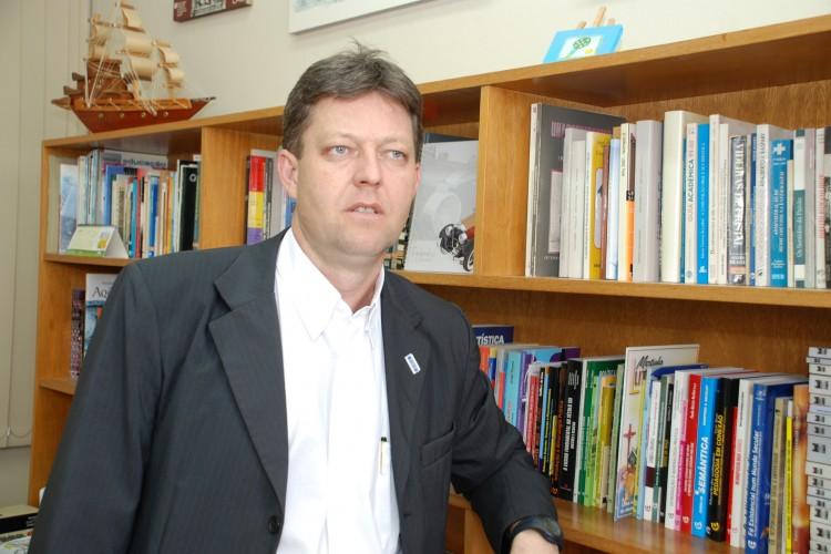 Valter Kuchenbecker contribuiu para o crescimento da Abeu