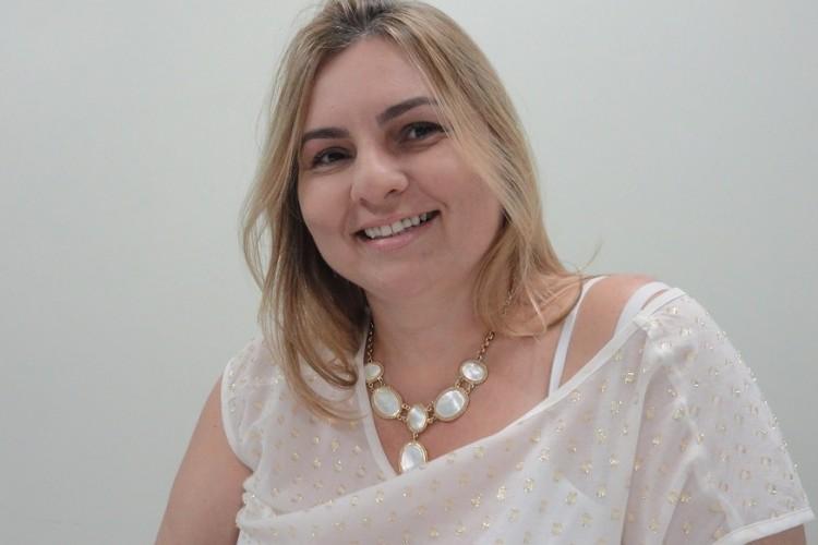 Professora Márcia Almeida -Coordenadora Acadêmica