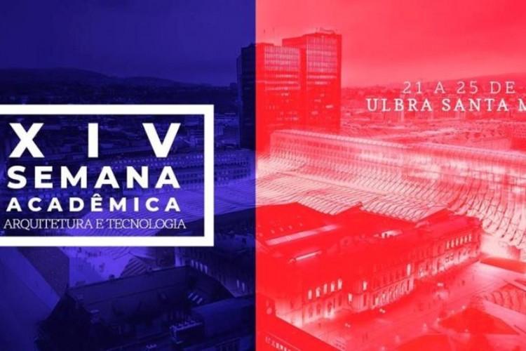 XIV Semana Acadêmica de Arquitetura e Urbanismo