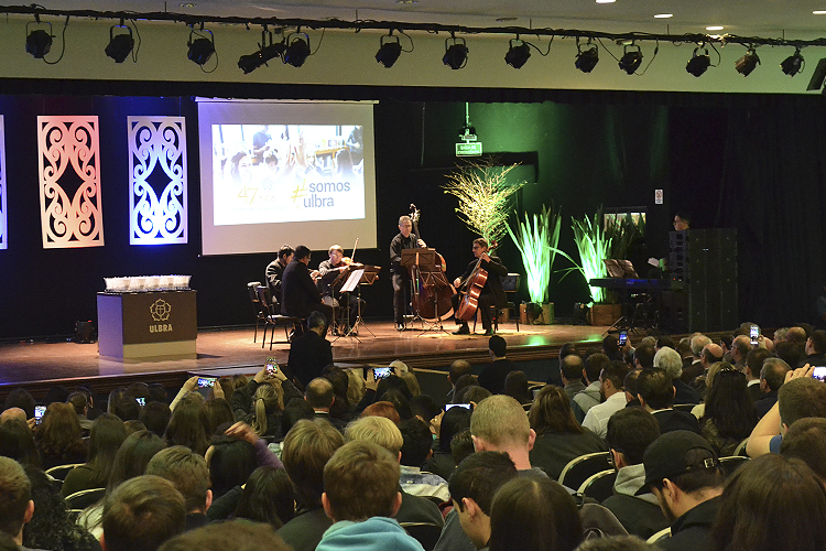 Quinteto da Orquestra de Câmara da Ulbra