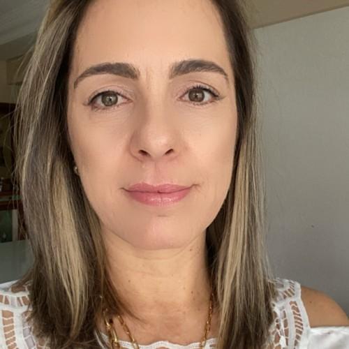 Mediadora: Cíntia Moura, Professora e Coordenadora do Curso de DIreito da Ulbra Gravataí