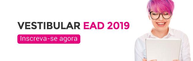 Vestibular EAD 2019/2