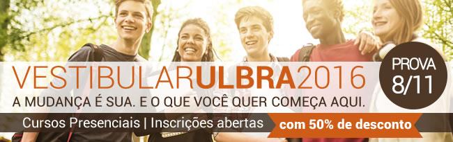 Vestibular Porto Velho