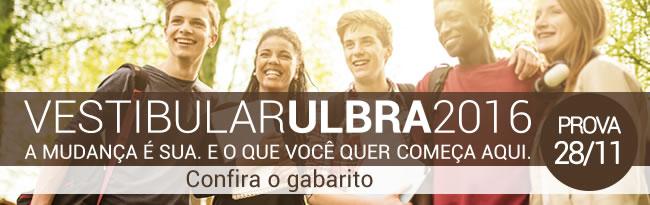Vestibular Gabarito RS