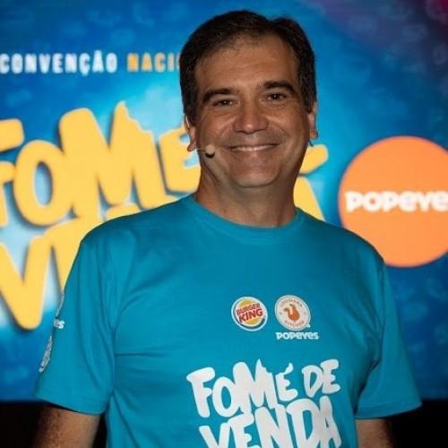 Iuri Miranda é CEO da Burguer King Brasil desde a sua fundação, tem mais de 30 anos de experiência no mercado corporativo.