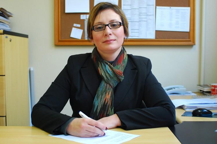 Diretora de Assuntos Comunitários da ULBRA, Simone Imperatore