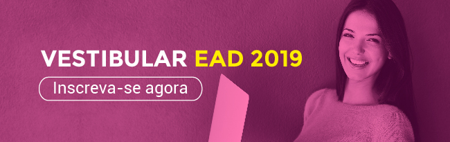 Vestibular EAD 2019/1