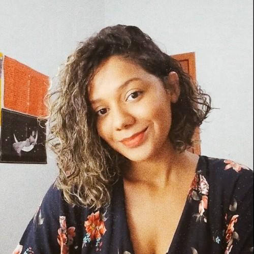 Mediadora: Thaís Fernandes - Bacharela em biblioteconomia, pós-graduanda em Gestão e Docência do Ensino Superior, bibliotecária do Colégio Ulbra Palmas e Ceulp/Ulbra