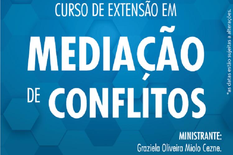 Curso de Extensão em Mediação de Conflitos