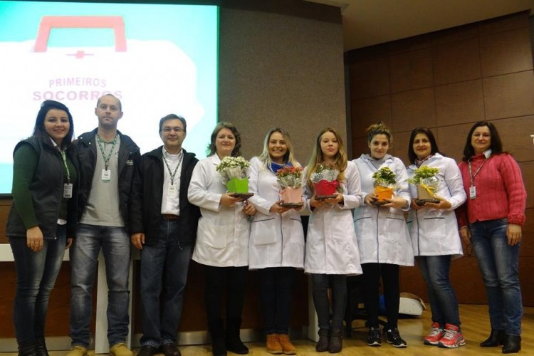 Enfermagem realiza ações de promoção a saúde do trabalhador