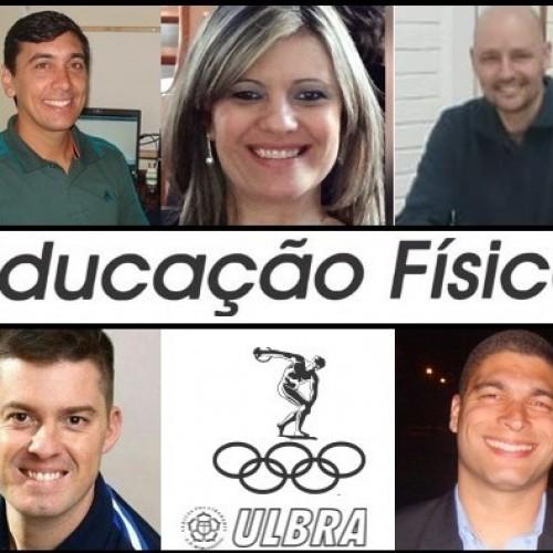 Coordenadores dos Cursos de Educação Física da Ulbra/Sul