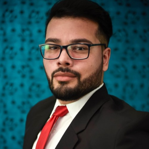 Vanderson Prado - Professor do Curso de Direito - ULBRA Gravataí