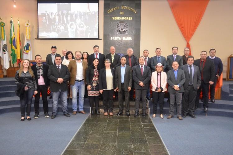 Ulbra Santa Maria recebe Moção de Congratulações