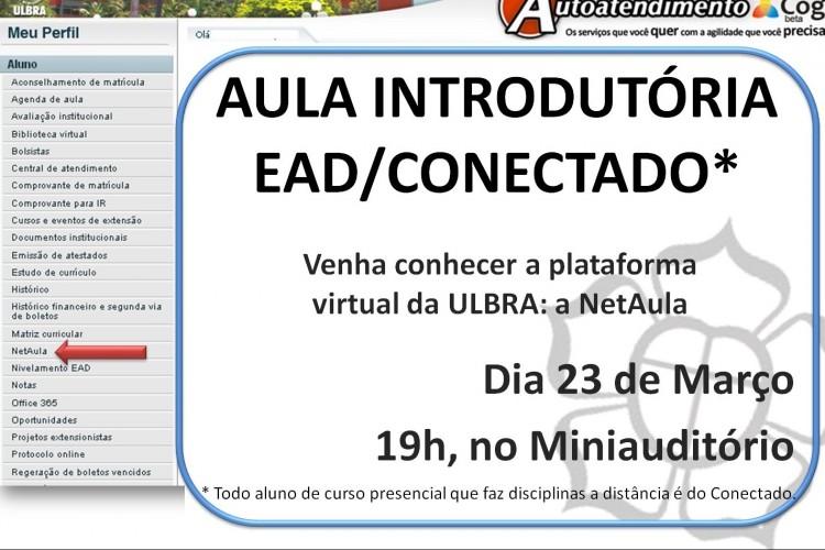 Aula Introdutória do EAD/Conectado