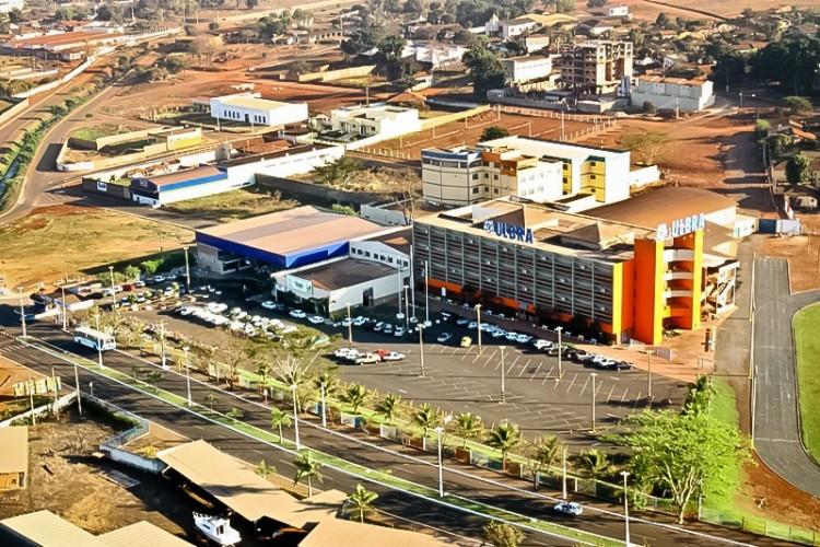 Campus I está localizado junto à divida com Minas Gerais