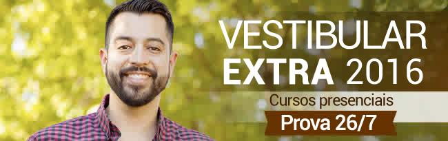 Vestibular Extra 2016/2 - Palmas