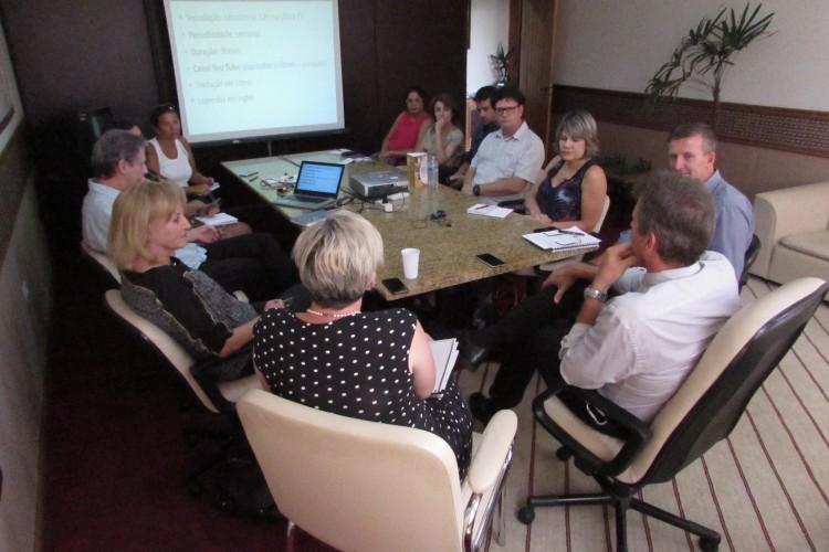 Reunião do Conselho de Programação